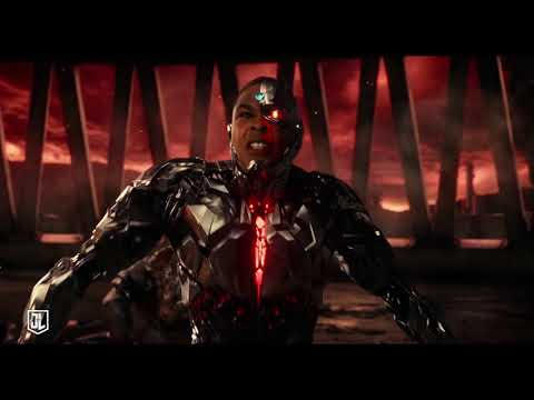 Justice League - Cyborg Hero