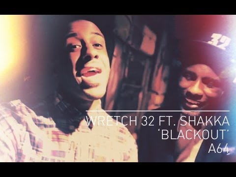 A64 - Wretch 32 gives us the first exclusive acoustic version of his new single 'Blackout' featuring Shakka. OUT NOW on iTunes.. https://itunes.apple.com/gb/album/...