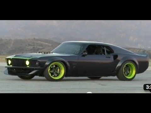 HOT ROD Goes Drifting With Vaughn Gittin Jr. 's RTR-X