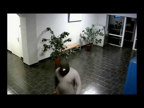 Ограбление банкомата   АБК Рудоуправления ПАО ЮГОК Кривой Рог