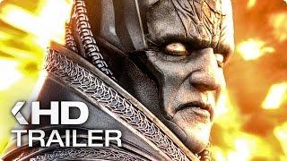 X-MEN APOCALYPSE ALLE Trailer German Deutsch (2016)