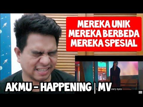 [KUPAS] MEREKA SPESIAL | AKMU - HAPPENING | MV (Reaction)