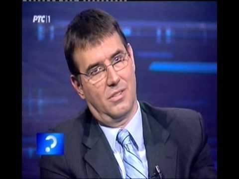 Борислав Стефановић у емисији ''Упитник'' на РТС 1 (23.12.2014) 2/5