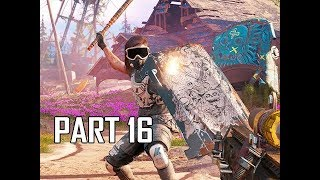 FAR CRY NEW DAWN Walkthrough Part 16 - Stash (Let's Play Gameplay Commentary)