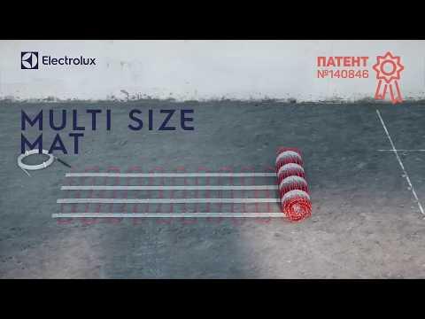 Растягивающиеся нагревательные маты Electrolux Multi Size Mat