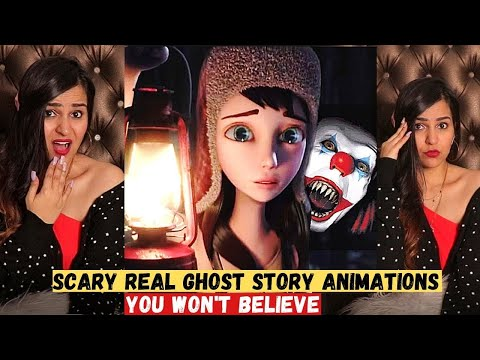 Scary Ghost True Story Animations @Khooni Monday  (Do NOT Watch before BED)