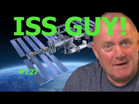 SciManDan's Chris the 'Gate Guy' is now 'ISS Guy'!