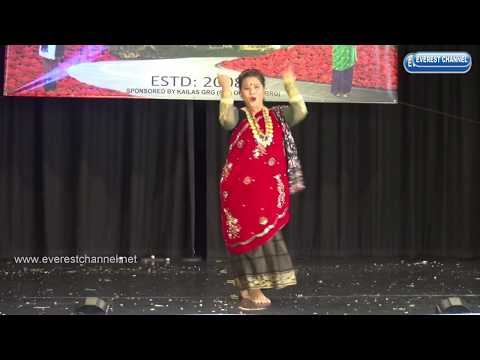 (Bimala Guurng  performance at Sikles Parche Community UK Party 2018 - Duration: 6 minutes, 26 seconds.)