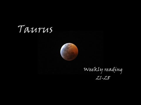 Taurus- For your highest good. Weekly reading