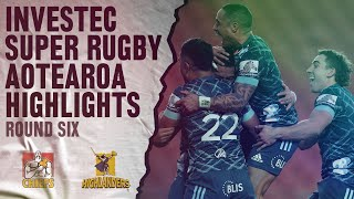 Chiefs v Highlanders Rd.6 2020 Super rugby Aotearoa video highlights | Super Rugby Aotearoa