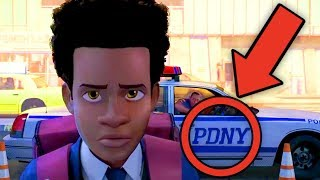 Video SPIDER-MAN: INTO THE SPIDER-VERSE Trailer Breakdown! #NewRockstarsNews MP3, 3GP, MP4, WEBM, AVI, FLV Juni 2018