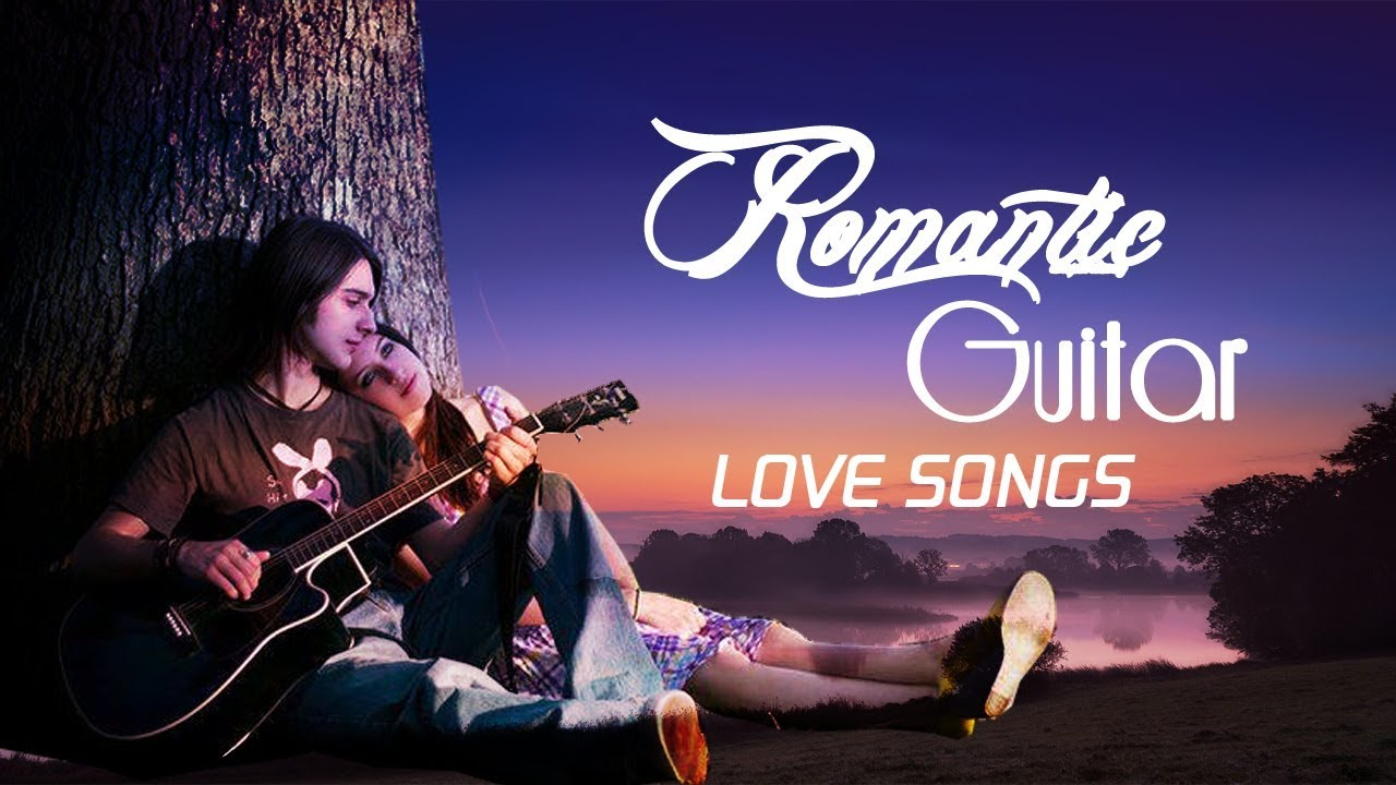 Top 50 Romantic Guitar Love Songs ⭐ Best Instrumental Guitar Music