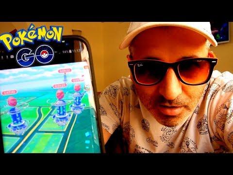 PRIMERA INCURSION!! A POR EL JEFE!! Pokemon Go
