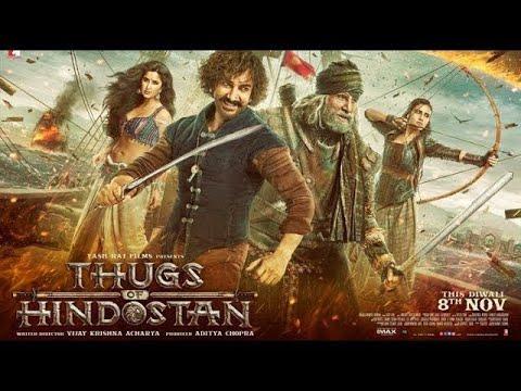 Thugs Of Hindostan Full Movie facts | Amitabh Bachchan | Aamir Khan | Katrina Kaif | Fatima