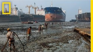 Video Where Ships Go to Die, Workers Risk Everything | National Geographic MP3, 3GP, MP4, WEBM, AVI, FLV Maret 2019