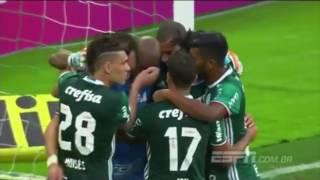Este vídeo é sobre a emoção de toda a Arena Palmeiras no momento da substituição do Jailson, pelo Prass, que vinha de...