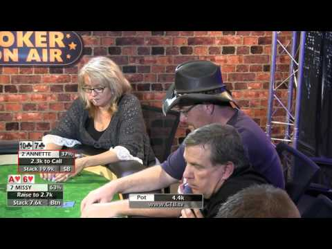 S5G8P3 CTB Chase The Bracelet Season 5 Game 8   Poker Game Show by Poker On Air