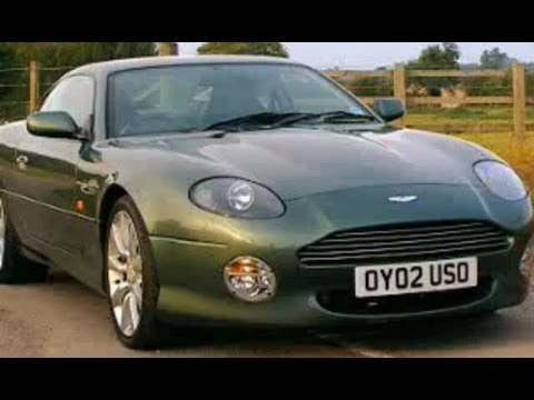 Aston Martin DB7 review – Top Gear – BBC