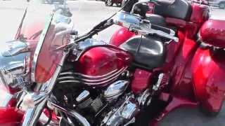 7. 006563 - 2009 Yamaha Roadliner Trike - Used Motorcycle For Sale