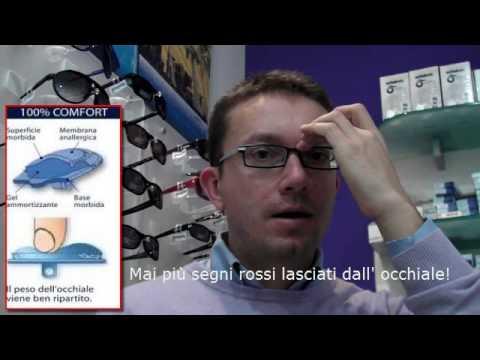 Occhiali fastidiosi sul naso? Risolvi con le placchette BioFeel