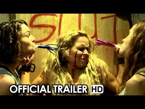 The Scarehouse Official Trailer (2014) - Horror Movie HD