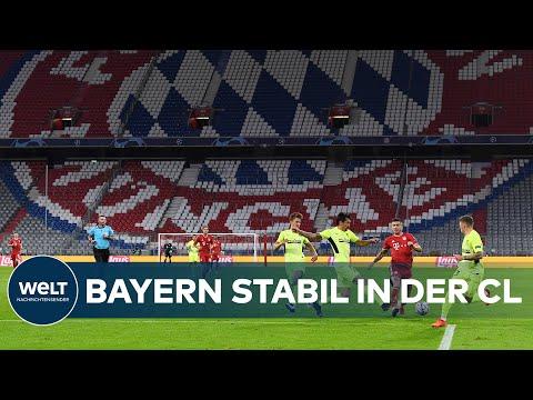 CAMPIONS-LEAGUE: FC Bayern besiegt Atletico Madrid 4:0 - Mönchengladbach unentschieden