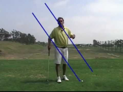 Golf Swing Plane Drill – The 15 Minute Swing
