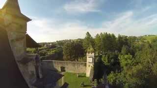 قلعة أوستروجاتس وغاباتها