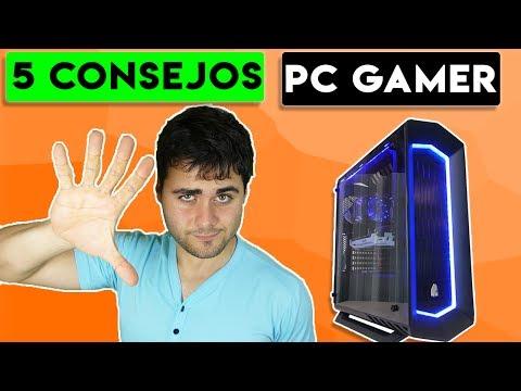 5 Consejos para comprar tu primer PC GAMER