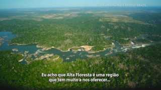 Alta Floresta Brazil  City pictures : Documentário TURISMO ALTA FLORESTA-MT/BRAZIL Viajar é descobrir - HD