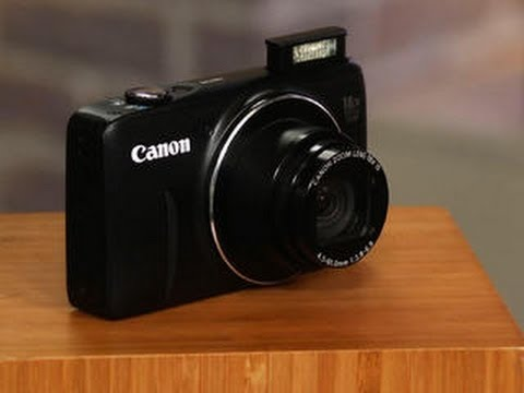 Canon's PowerShot SX600 HS a very good 18x Wi-Fi-enabled point-and-shoot