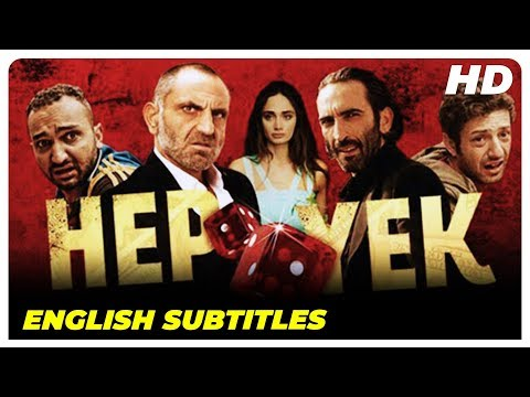 Hep Yek 1 | Turkish Comedy Full Movie ( English Subtitles )