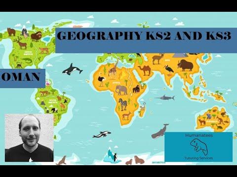 Key Stage 2 Geography - Oman