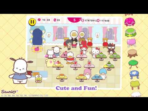 Video of Hello Kitty Cafe Seasons!