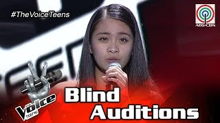Nonton The Voice Teens Philippines Blind Audition  Sophia Ramos   Stone Cold Film Subtitle Indonesia Streaming Movie Download