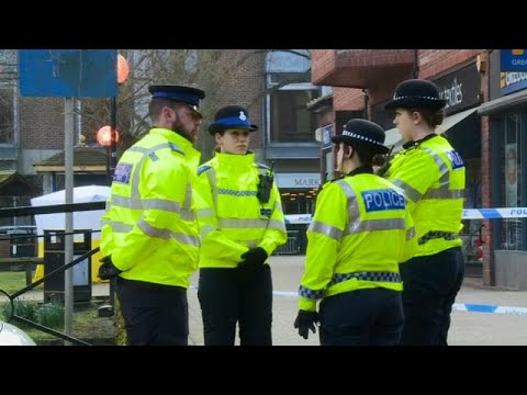 Новый инцидент в Солсбери онлайн видео