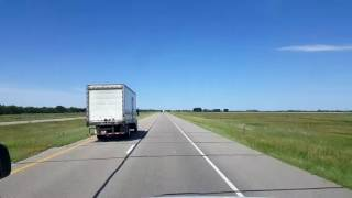 Elm Creek (NE) United States  city pictures gallery : BigRigTravels LIVE! - Elm Creek to Sidney , Nebraska Interstate 80 June 6, 2016