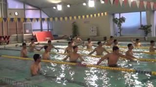 愛媛FCが実践!プールでのアクティブレストの参考に。