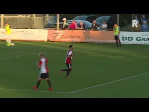 Samenvatting Feyenoord 2 - SC Heerenveen 2