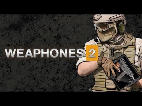 Video of Weaphones™ Firearms Sim Vol 2