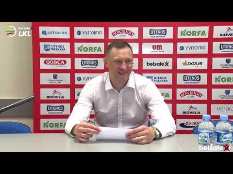 """Betsafe–LKL"" rungtynių komentarai: ""Juventus"" - ""Rytas"" [2019-05-17]"