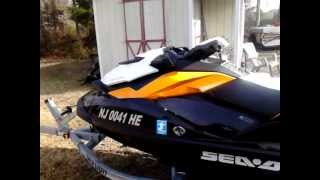 4. Seadoo GTR 215! -Review Must Watch!
