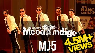 Video MJ5 at Mood Indigo 2015 - IIT Bombay | Dance Showcase MP3, 3GP, MP4, WEBM, AVI, FLV April 2019