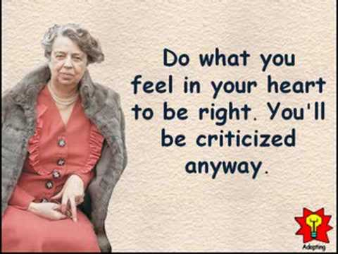 Quotes 2 861 All New Famous Inspirational Quotes Eleanor Roosevelt