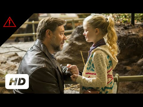 Fathers and Daughters ('Never Give Up' Trailer)