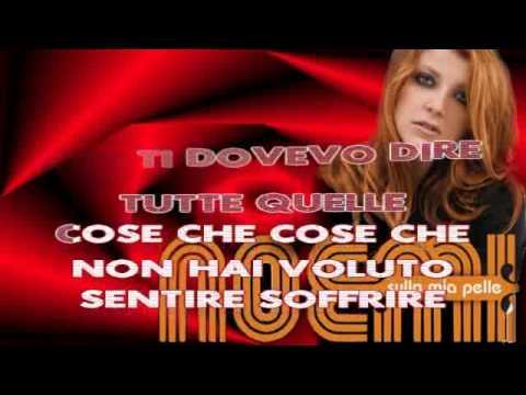 , title : 'Noemi  Fiorella Mannoia  L'amore si odia karaoke con testo sincronizzato'