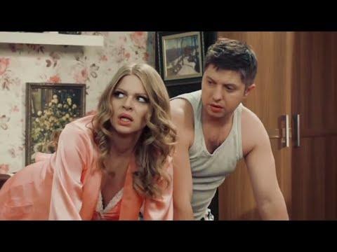 Семейные проблемы - жена наставила мужу рога юмор | На троих комедия Украина - DomaVideo.Ru