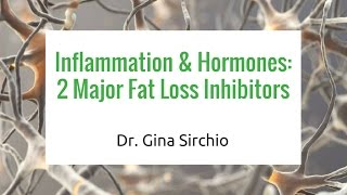 Hormones & Inflammation: 2 Major Fat Loss Inhibitors