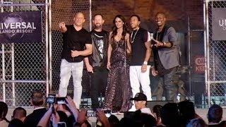 Nonton Full Fast   Furious   Supercharged Opening Ceremony  Universal Studios Florida Film Subtitle Indonesia Streaming Movie Download