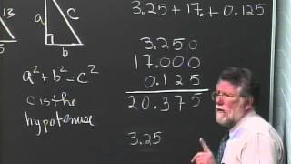 Lecture 17 - Developmental Arithmetic: Math 10